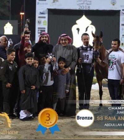 Kuwait November 2018 - 7th National Championship