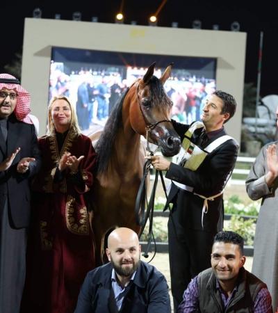 Kuwait February 2019 - International Arabian Horse Championship